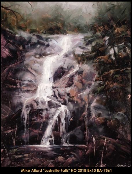 Mike Allard - Realism - paysage - landscape