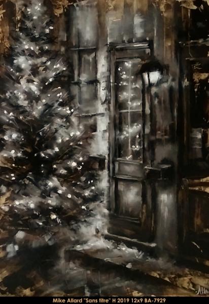 Mike Allard - Realism - interieur - interior