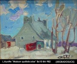 Léo Ayotte - Paysage - Landscape