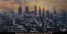 Martin Blanchet - Paysage urbain - urban landscape