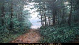 Martin Blanchet - Paysage - Landscape - Quebec - Laurentides - Laurentians