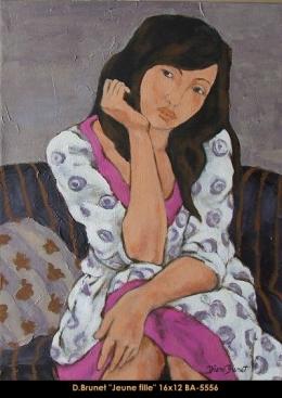 Diane Brunet - femme - woman