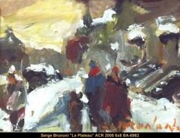 Serge Brunoni - Montreal - Plateau Mt-Royal