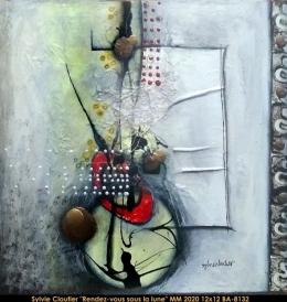 Sylvie Cloutier - Abstraction