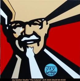 Jay GeeKer Studio - Pop Art - KFC