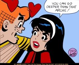 Jay GeeKer Studio - Pop Art - Archie - Veronica