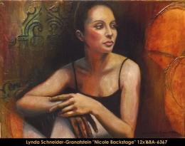 Lynda Schneider Granatstein - Danseuses - Dancers