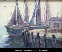 Dig: BA680 - Joseph Giunta