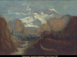 John Hammond - Paysage - Landscape - Suisse - Switzerland