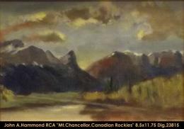 John Hammond - Paysage - Landscape - Canada - Rockies - Rocheuses