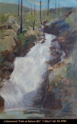 John Hammond - Paysage - Landscap