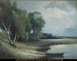 John Hammond - Paysage - Landscape - NB