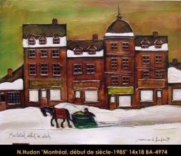 Dig: BA4974- Normand Hudon