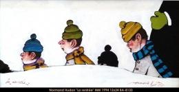 Normand Hudon - child - enfant