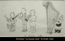 Normand Hudon - Musiciens - musicians