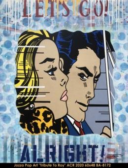 Jozza Pop Art - Lichtenstein