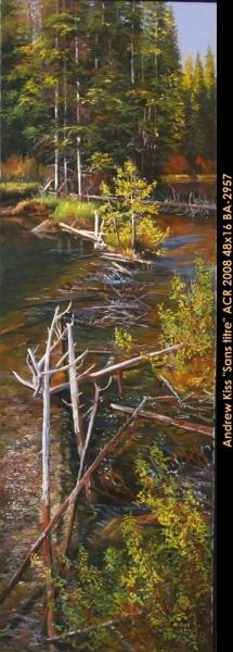 Andrew Kiss - Paysage - Landscape
