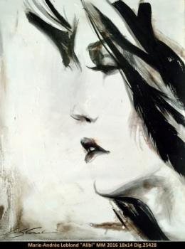 Marie-Andrée Leblond - Personnage - Human Figure