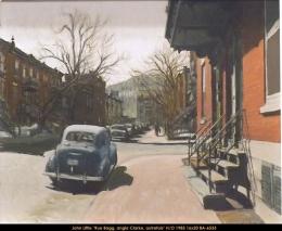 John Little - bagg - clarke - montreal - 1950