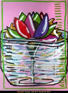 Mendel - nature morte - still life - popart
