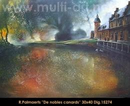Roland Palmaerts - landscape - paysage