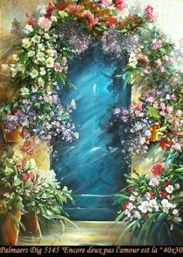 Roland Palmaerts - nature morte - fleurs - still liffe - flowers