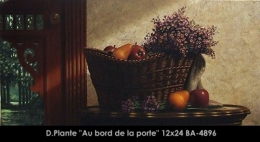 Daniel Plante - Hyperréaliste - hyperealist - nature morte - still life