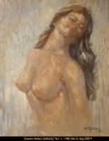 Gaston Rebry - Nu - Nude