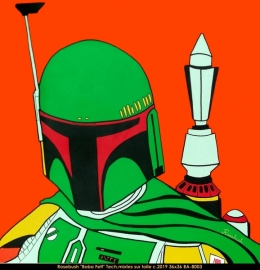 Boba Fett - Pop Art - Star Wars