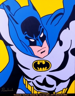 Pop Art - Batman
