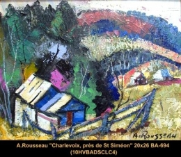 Dig: BA694 - Albert Rousseau