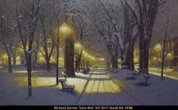 Richard Savoie - Westmount - hiver - winter
