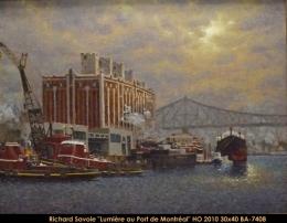 Richard Savoie - Port - Montreal