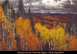 Richard Savoie - paysage - landscape