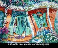 Patrice Arweiller - Architecture surréaliste - Surrealistic architecture