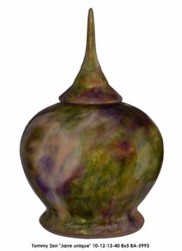 Tommy Zen - Jarre - ceramic jar