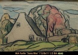 Dig: BA4840 - Marc-Aurele Fortin