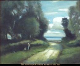 John Hammond - Paysage - Landscape - Europe - Holande - Holland