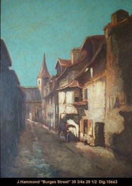 John Hammond - Paysage - Landscape - Europe