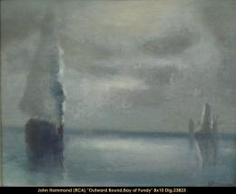 John Hammond - Marine - Seascape