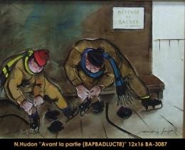 Dig: BA3087- Normand Hudon