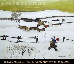 Dig: BA2506 - Normand Hudon