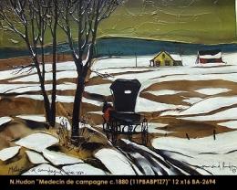Dig: BA2694- Normand Hudon