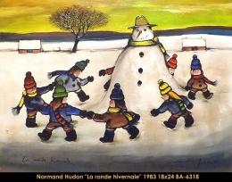 Dig: BA6318- Normand Hudon