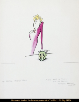 Normand Hudon - dessin - drwaing - personnage - human figure