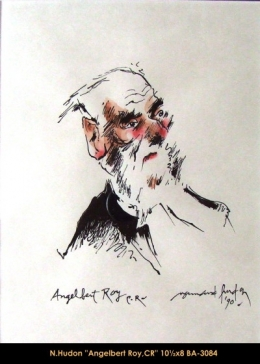 Normand Hudon - dessin - drawing