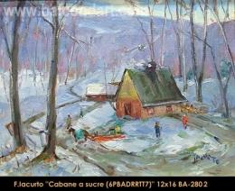 Francesco Iacurto - Paysage - Landscape