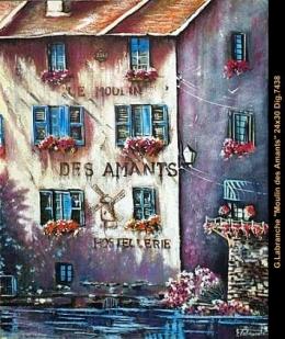 Gilles Labranche - scene de campagne - country scene