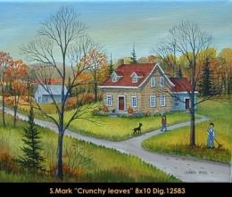 Sharon Mark - Folk Art - Art Naif