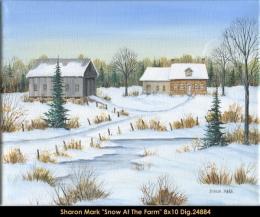 Sharon Mark - Folk Art - Art NaifSharon Mark - Folk Art - Art Naif